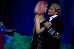 Ведущие концерта Радио Дача Николай Басков и Натали