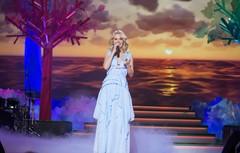 Валерия на концерте Радио Дача