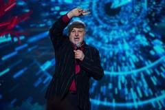 Вячеслав Добрынин на концерте Радио Дача