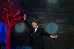 Александр Буйнов на концерте Радио Дача