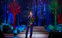 Сергей Любавин на концерте Disco Дача