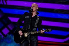 Денис Майданов на концерте Disco Дача
