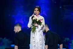 Ани Лорак на концерте Радио Дача