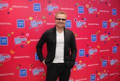 Владимир Пресняков на концерте Радио Дача