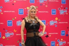 Анна Семенович на концерте Радио Дача