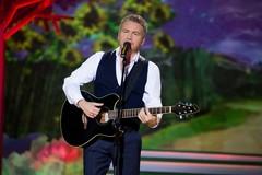 Леонид Агутин на концерте Радио Дача