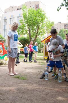 День Защиты Детей в компании Радио Дача