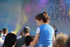 Зрители на концерте Радио Дача
