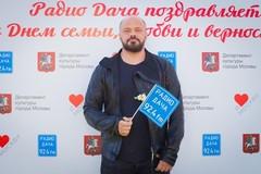 Денис Харламов на концерте Радио Дача
