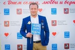 Виктор Дорин на концерте Радио Дача