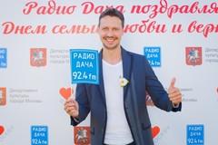 Эд Шульжевский на концерте Радио Дача