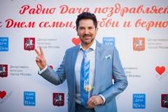 Авраам Руссо на концерте Радио Дача