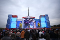 11 сентября. Концерт Радио Дача.